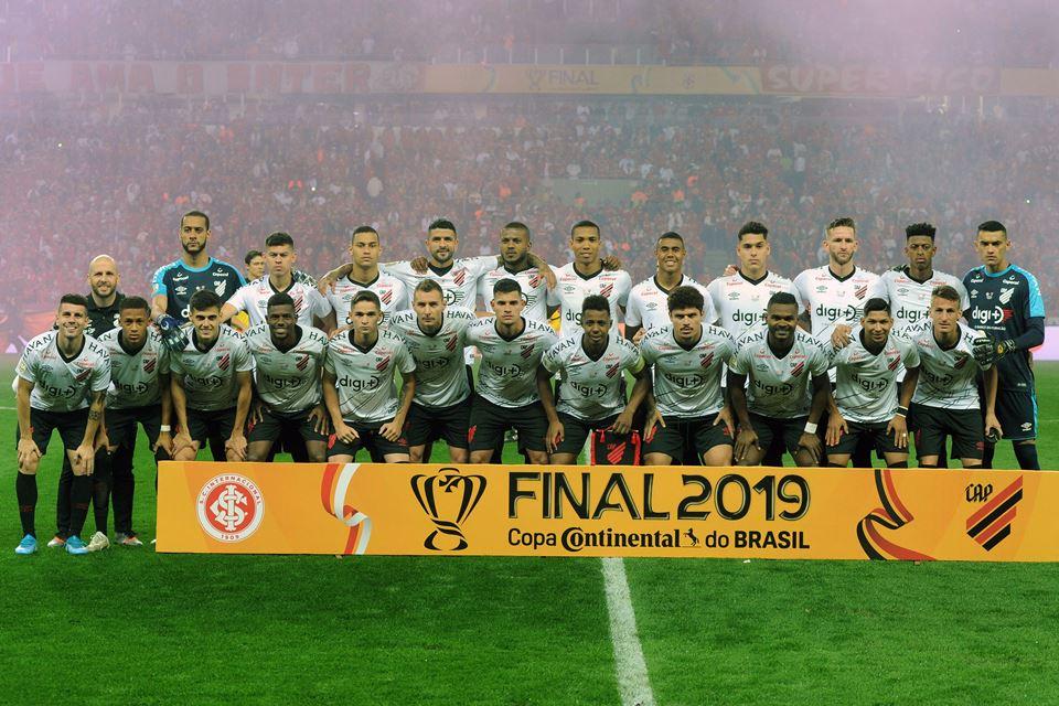 Athletico Pr Segura Inter E Leva Titulo Inedito Da Copa Do Brasil