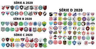 Cbf Divulga Tabela Do Brasileirao 2020 Com Classicos Na 1ª Rodada